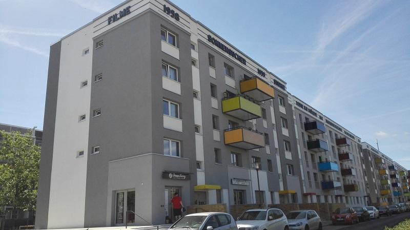 Реконструкция домов в Германии