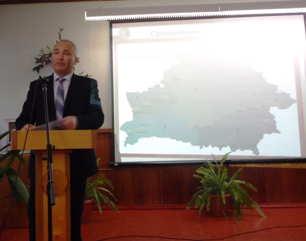 Мстиславский район во время Дня энергосбережения