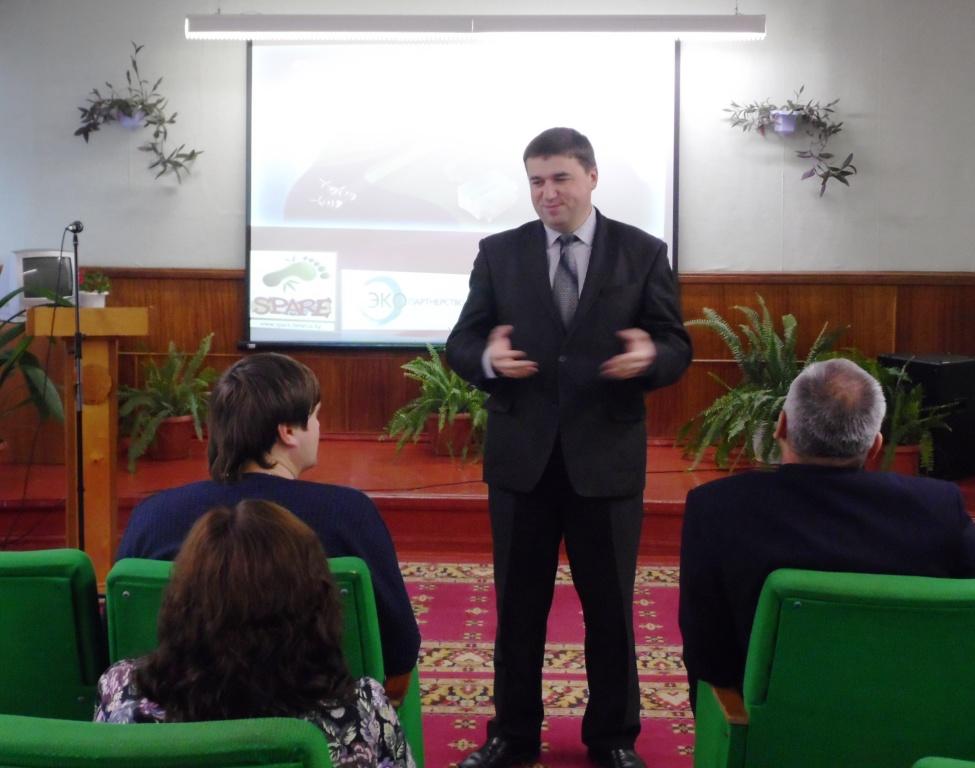 День энергосбережения в Мстиславском районе